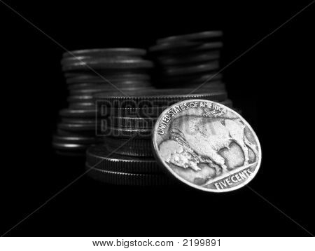 Usa Buffalo Nickel