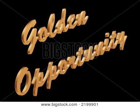 Golden Opportunity