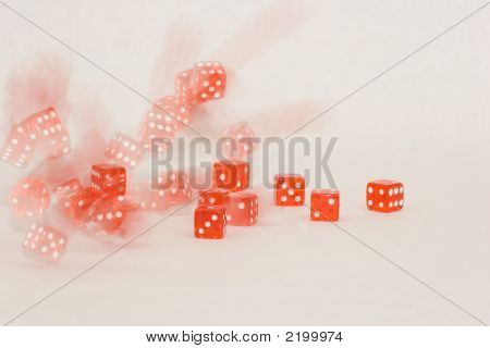 Bouncing Dice