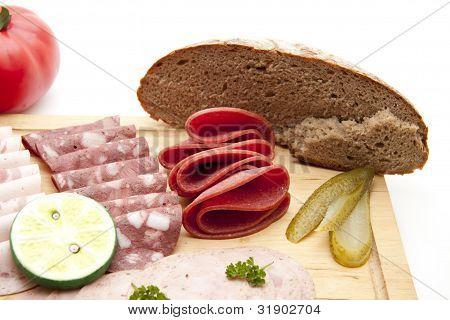 Ham sausage