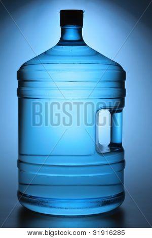 Large 19 litres water bottle for cooler
