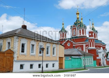 Old Russian Town
