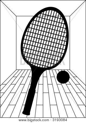 Racketballcourt