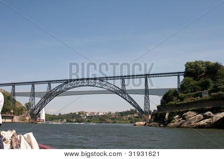 Dona Maria Pia And Sao Joao Bridges