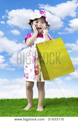 Little Shopping Girl