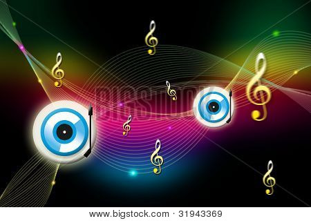 Gráfico de melodia