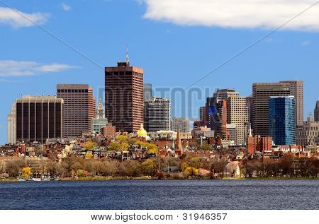 Downtown Boston, Massachusetts