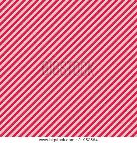 Pink & Gray Diagonal Stripe Paper