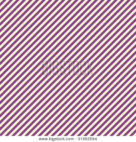 White & Purple Diagonal Stripe Paper