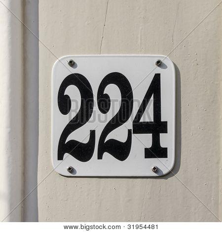 Nr. 224