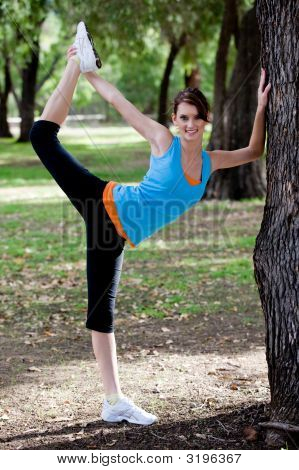 Stretching Outside