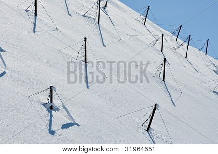 Avalanche Protection In The Austrian Alps