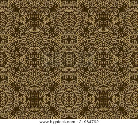 Aztec seamless background