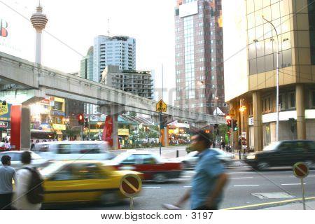 Bukit Bintang Road
