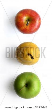 Fruit Traffic Light