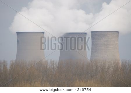 Power Station Pollution