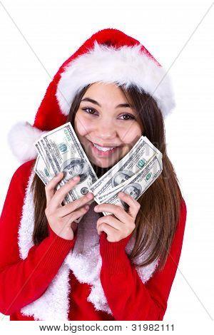 Santa Will Bring More Money