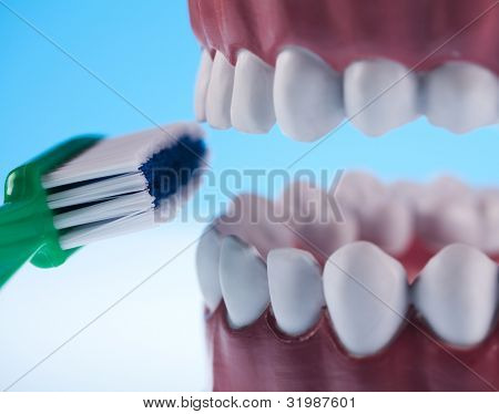 Dental health care objects