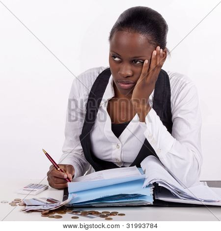 Overwhelmed by finances