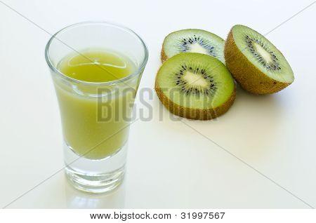 fresh healthy fruit smoothies