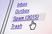 Email Screen - Spam