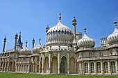 stock photo of saracen  - the royal pavillion Brighton George 4th Prince of Wales - JPG