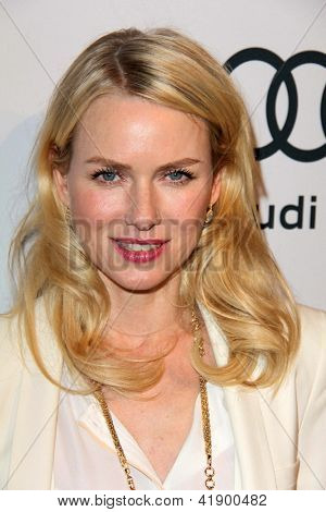 LOS ANGELES - 4 FEB: Naomi Watts arriveert bij de Hollywood Reporter viert de 85e Academy oorlog