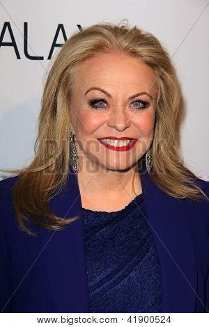LOS ANGELES - FEB 4:  Jacki Weaver arrives at the Hollywood Reporter Celebrates the 85th Academy Awards Nominees event at the Spago on February 4, 2013 in Beverly Hills, CA