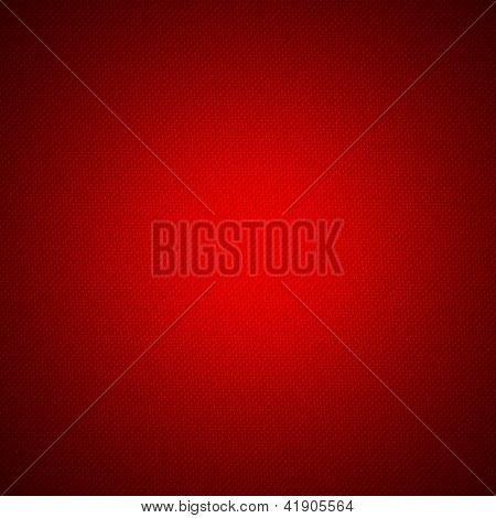 Red Metal Abstract Background