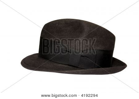 Old Fedora Hat