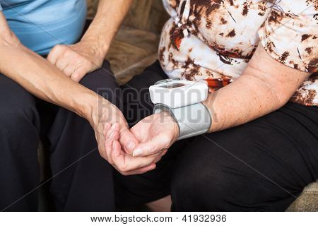 Senior Blood Pressure Detail
