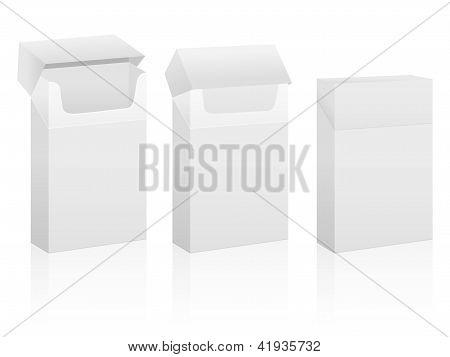 Cigarette Box Set