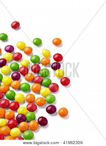Colorful Candy Bonbon Sweet