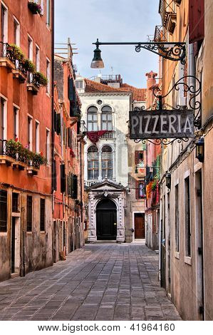 Streets of Venice