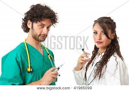 Médicos malos