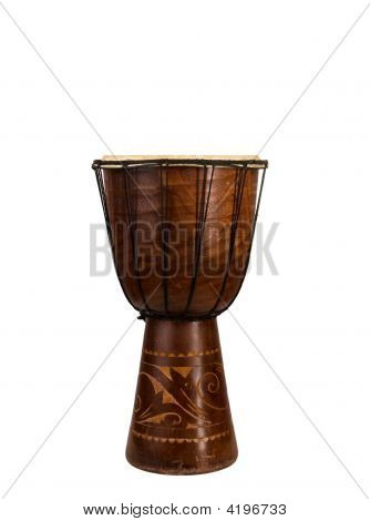Big Brown Exotic African Drums
