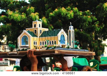 Basilica On Head