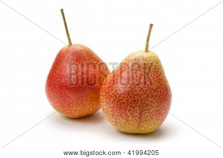 Forelle Pears Isolated