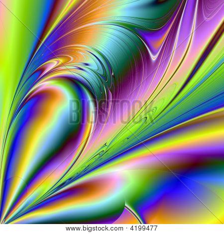 A Swoosh Of Color
