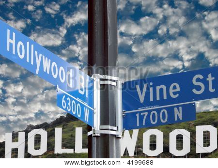 Hollywood Composite