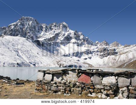 Dudh Pokhari Mani Stones