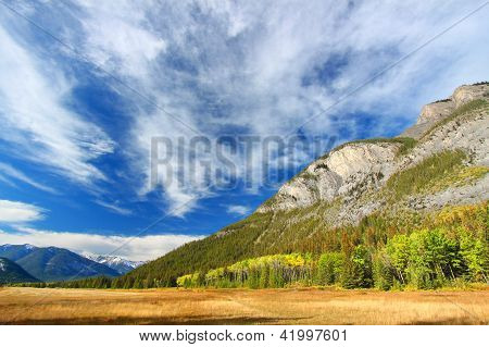 Banff National Park Scenery
