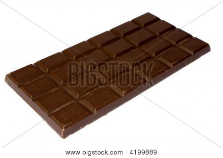 Plate From Chocolate