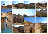 pic of tozeur  - Spectacular Canyon and Oasis Tamerza Mides  - JPG