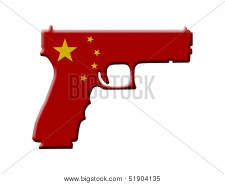 Handgun Weapon In China