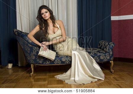 Women In Evening Dress