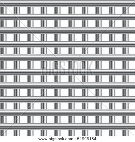 High grade stainless steel bars background