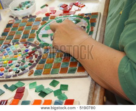 Making A  Mosaic