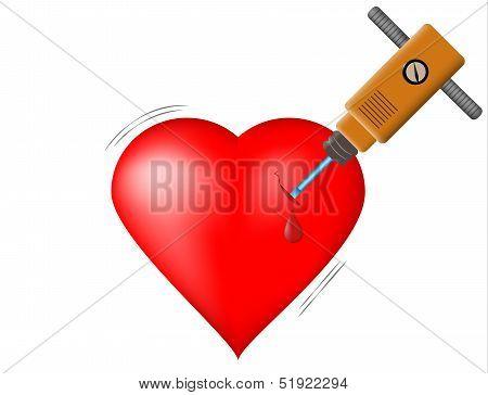 Broken Heart - Jackhammer