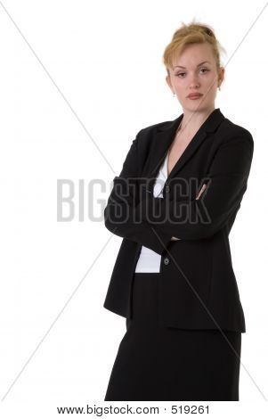 Professional Confident Business Woman